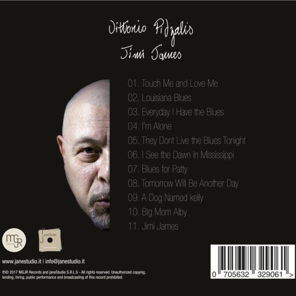 Vittorio Pitzalis – JIMI JAMES